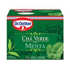 CHA DR.OETKER 17G VERDE TRADL C/10 SACHE