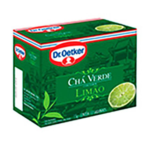 CHA DR.OETKER 15G LIMAO C/10 SACHES