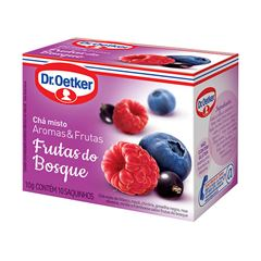 CHA DR.OETKER 10G CRANBERRY C/10 SACHES