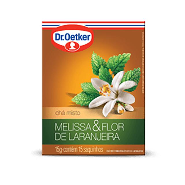 CHA DR.OETKER 10G MELISA C/FLOR LAR 10SA