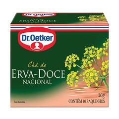 CHA DR.OETKER 20G ERVA DOCE