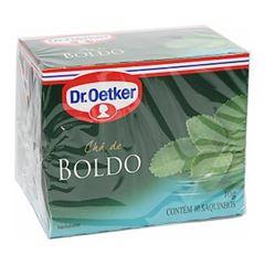 CHA DR.OETKER 10G BOLDO 10 SACHES