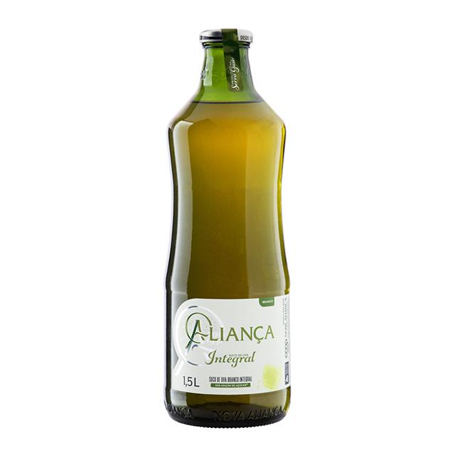 SUCO DE UVA ALIANCA 1.5L BRANC INTEGRAL