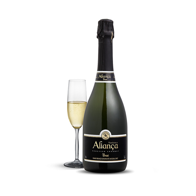 ESPUMANTE ALIANCA 750ML BRUT