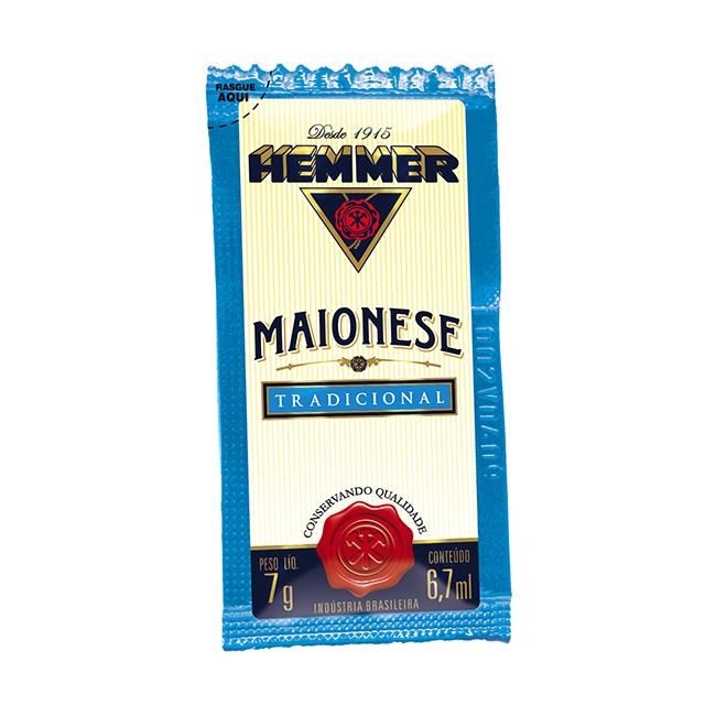 MAIONESE HEMMER 7G SACHE