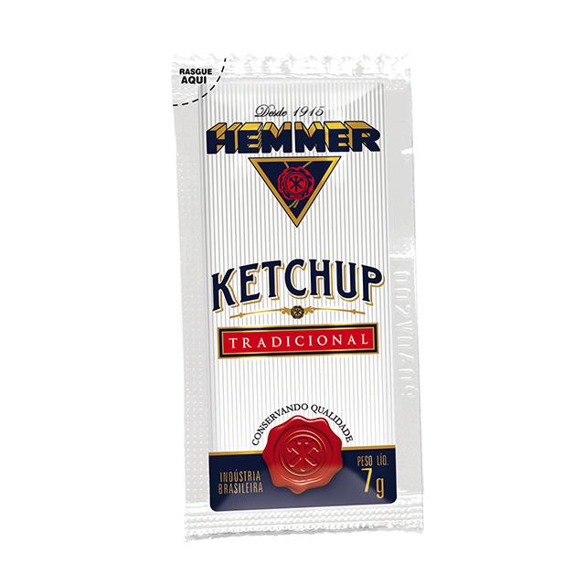 KETCHUP HEMMER 7G SACHE