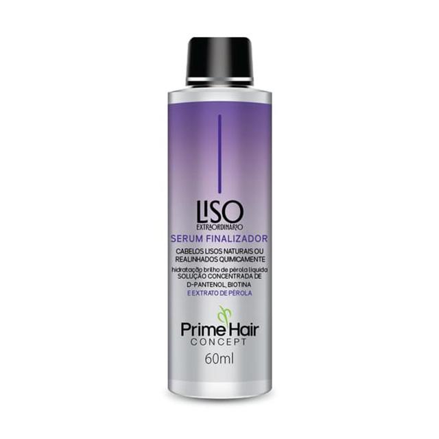 FINALIZADOR PRIME HAIR 60ML LISO EXT+PAN