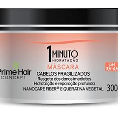 MASCARA PRIME HAIR 300G 1MIN CABELO FRAGIL
