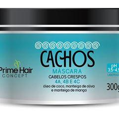 MASCARA PRIME HAIR 300G CACHOS CRESPOS