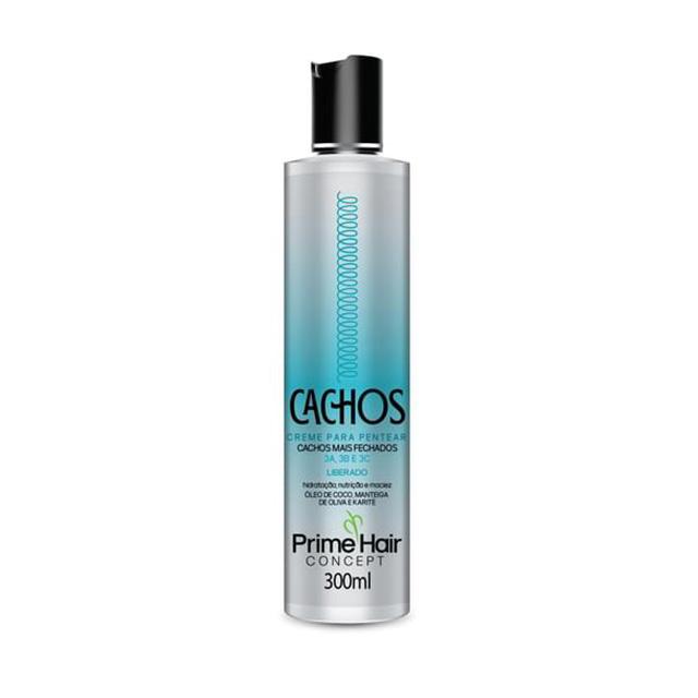 CREME PENT PRIME HAIR 300ML CACHOS+FECHADOS