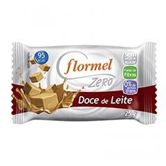 (I)DOCE DE LEITE FLORMEL 24X20G ZERO
