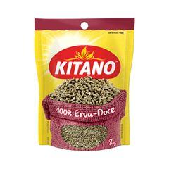 ERVA DOCE KITANO 40G