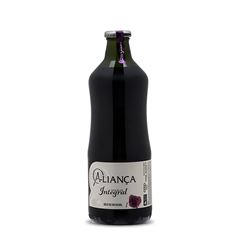 SUCO DE UVA ALIANCA 450ML TINTO INTEGRAL