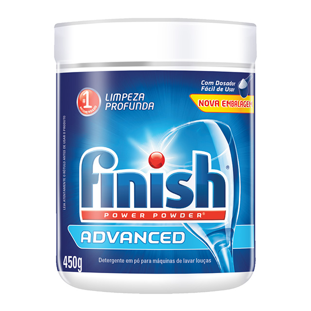 FINISH DETERGENTE PO 450G POWER MSL42/78