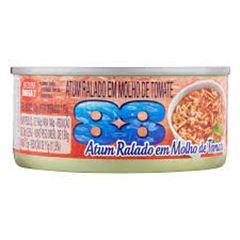 ATUM 88 RALADO 140G MOLHO TOMATE