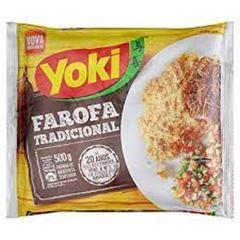 FARINHA MAND.TEMP.FAROFA YOKI 500G