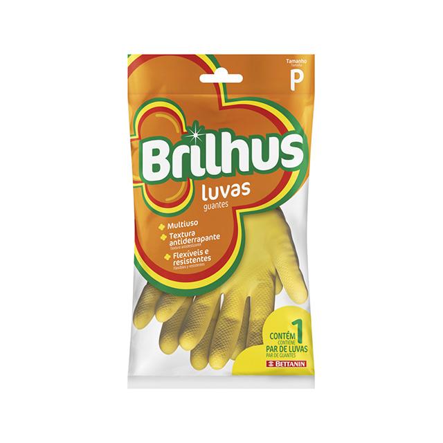 LUVA BETTANIN BRILHUS MULTIUSO P LATEX