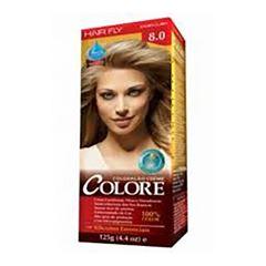 TINT HAIR FLY 50G 8.0 LOURO CLARO
