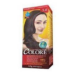 TINT HAIR FLY 50G 5.0 CASTANHO CLARO