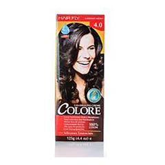 TINT HAIR FLY 50G 4.0 CASTANHO MEDIO