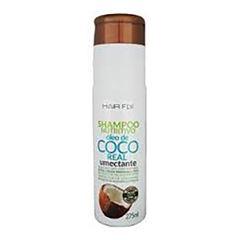 SHAMPOO HAIR FLY 275ML OLEO DE COCO REAL
