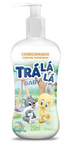 CONDICIONADOR TRALALA BABY 250ML HIDRAT PERS PU