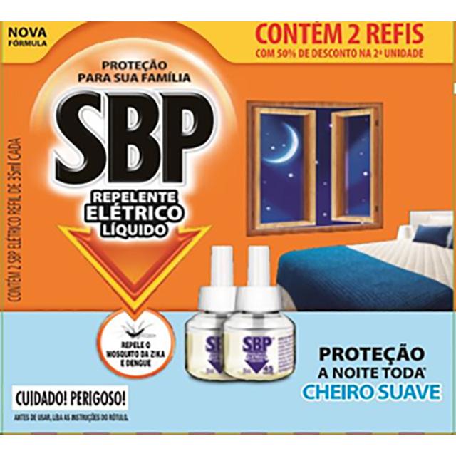 SBP LED LIQ REF 35ML CHEIR SUAV C/2