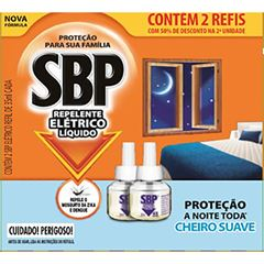 SBP LED RF C/2 35ML CHEIRO SUAVE