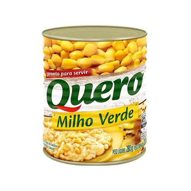 MILHO VERDE QUERO 170G LATA