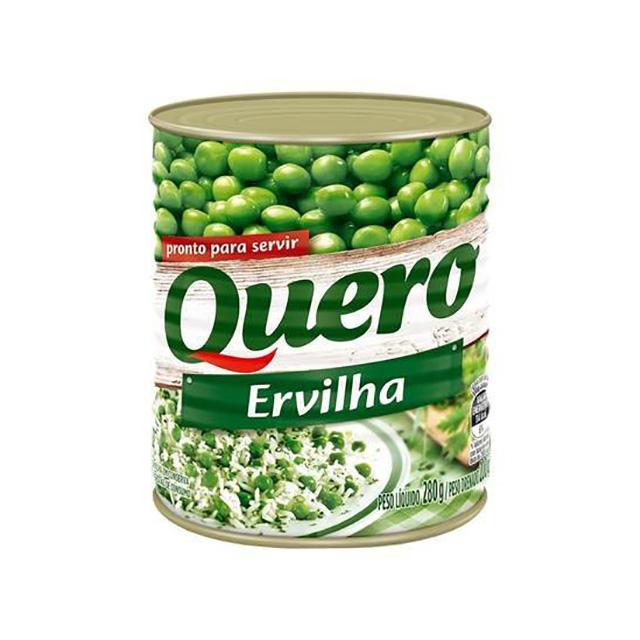 ERVILHA QUERO 170G LATA
