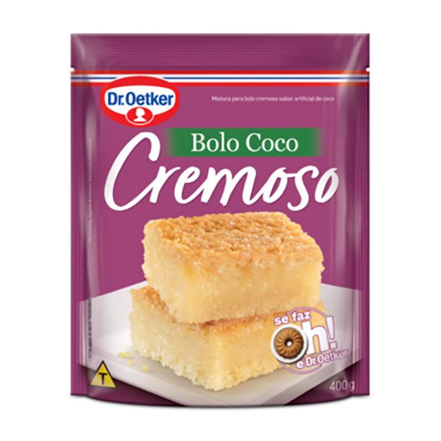 MIST P/BOLO DR.OETKER 400G COCO CREMOSO