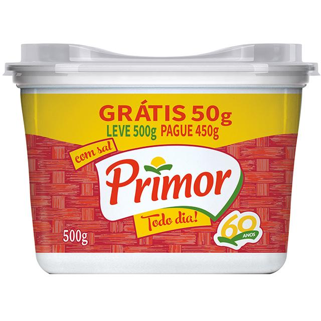 MARGARINA PRIMOR TODO DIA L500 P450G