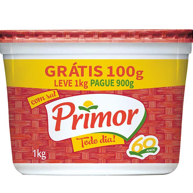 MARGARINA PRIMOR TODO DIA L1KG P900G