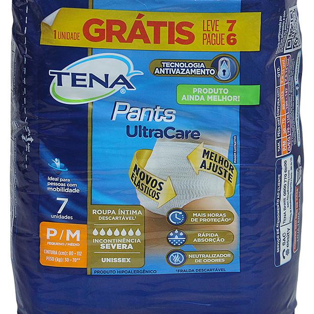 ROUPA INTIMA TENA PANTS ULTRA P/M L7P6