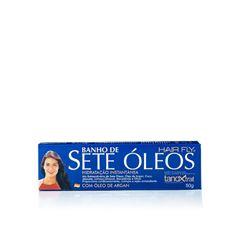 (I)BANHO HAIR FLY 50G SETE OLEOS