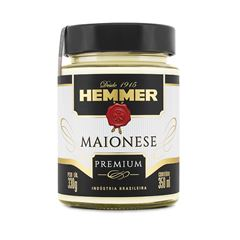 MAIONESE HEMMER 330G PREMIUM