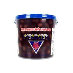 AZEITONA HEMMER 1.8KG PRETAS S/CAROCO