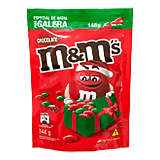 M&M POUCH NATAL 148G