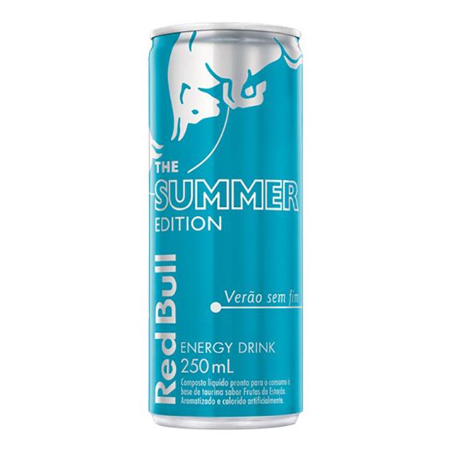 RED BULL ENERGY DRINK SUMER AZUR 4X250ML