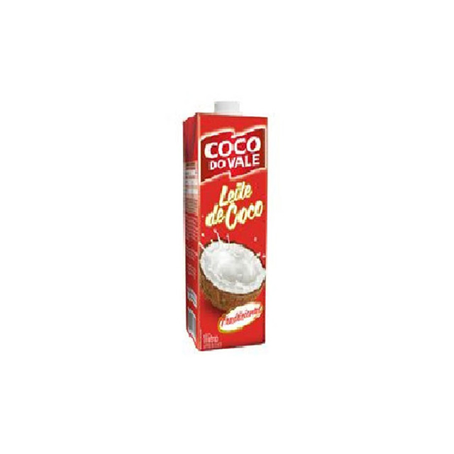 LEITE DE COCO COCO D VALE 1L TRADIC TP