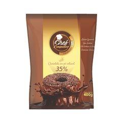 CHOCOLATE PO CHEF CONF 35% 400G PREMIUM