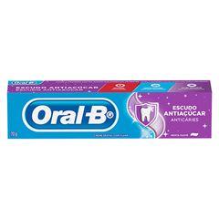 CREME DENTAL ORAL B ESC ANT ACUCAR 70G