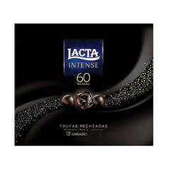 TRUFAS LACTA 103,5G DARK