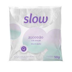 ALGODAO SLOW 50G BOLA