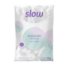 ALGODAO SLOW 95G BOLA