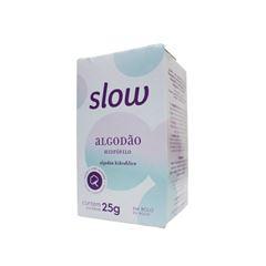 ALGODAO SLOW 25G ROLO