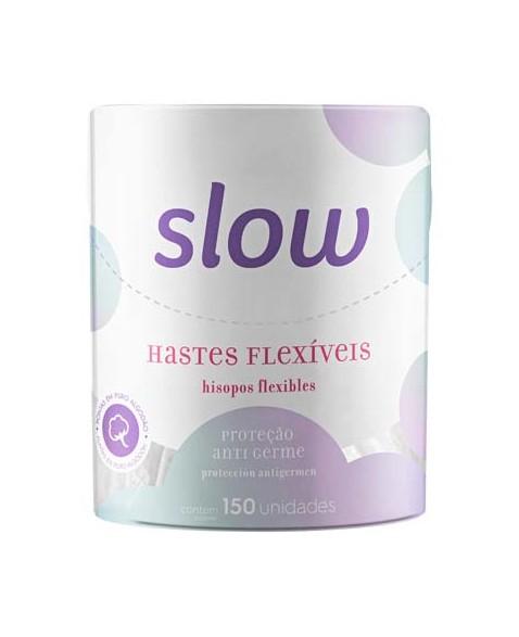 HASTE FLEXIVEL SLOW ALGODAO C/150UN