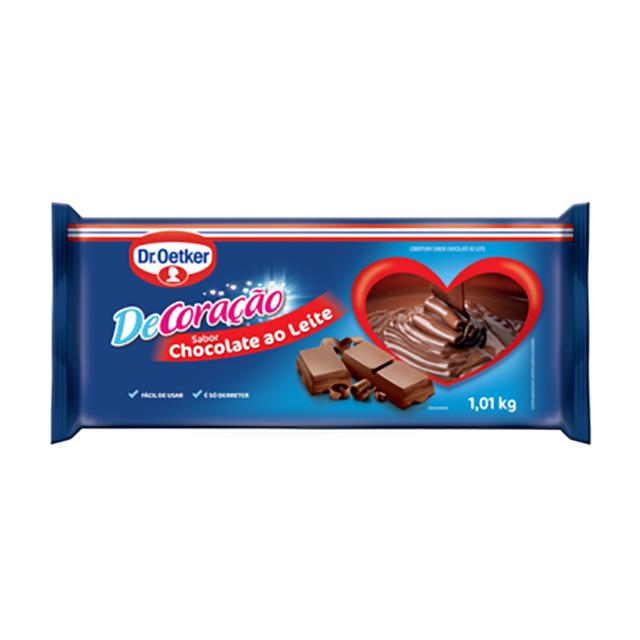 CHOCOLATE DR.OETKER 1.01KG AO LEITE