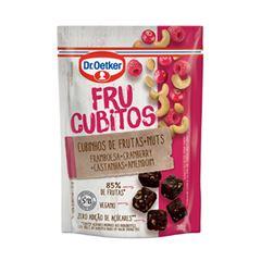 FRUCUBITO DR.OETKER 30G FRAMB/CRANB/NUTS