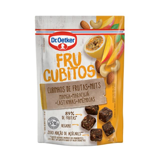 FRUCUBITO DR.OETKER 30G MANGA/MARAC/NUTS